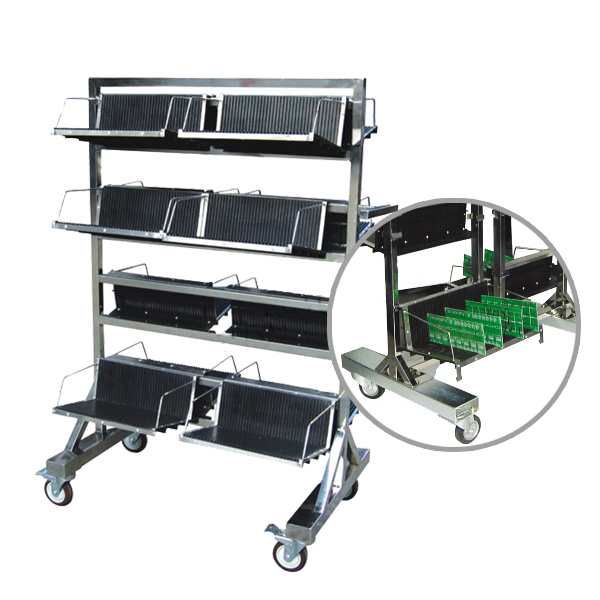 ESD Hanging style trolley 6393